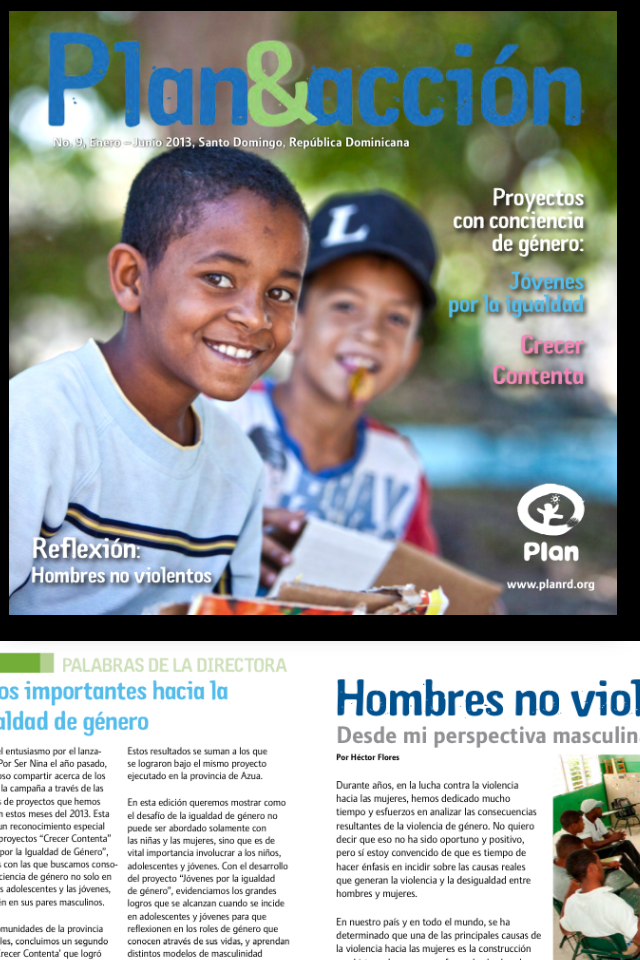 Dominican Rebublic Plan Magazine