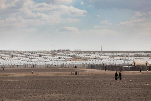 Azraqin pakolaisleiri