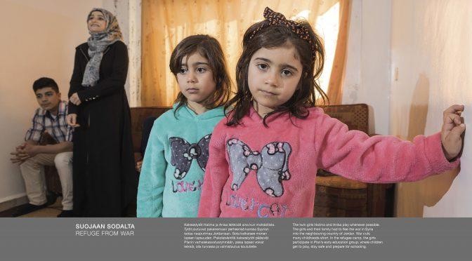 Valokuvanäyttely: Lapsen oikeudet todeksi